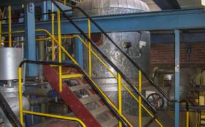 Speisewasser-Entgasungsstation -Feedwaterdeaerator